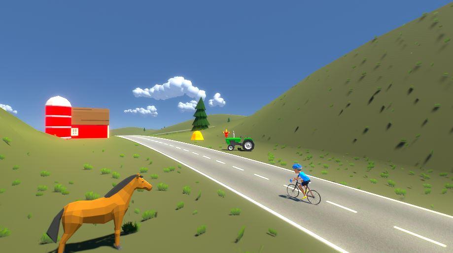 kolesarjenje doma
